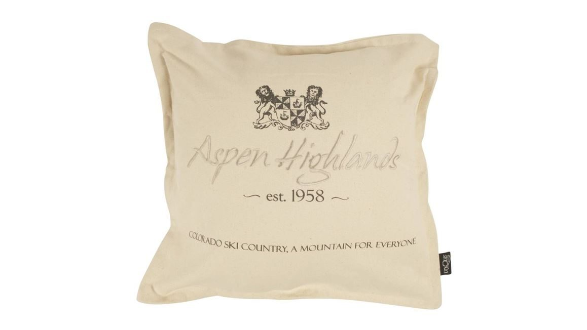 Aspen Highland kussenhoes