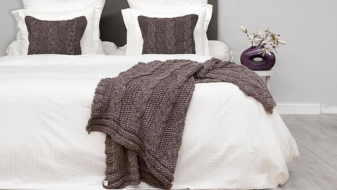 HNL Deco Java plaid - zacht en warm, ideaal voor de winter ...