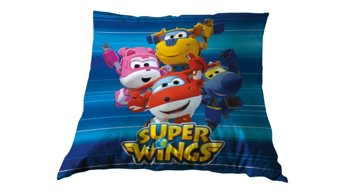 Super Wings sierkussen